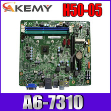 CPU Desktop Motherboard H30-03 H50-05 Lenovo for H30-03/H50-05/H3003/H5005 5b20g06124/A6-7310/Cpu/..