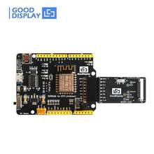 Le Kit de démonstration e-paper prend en charge la plate-forme Arduino ESP8266 pour l'affichage EPD