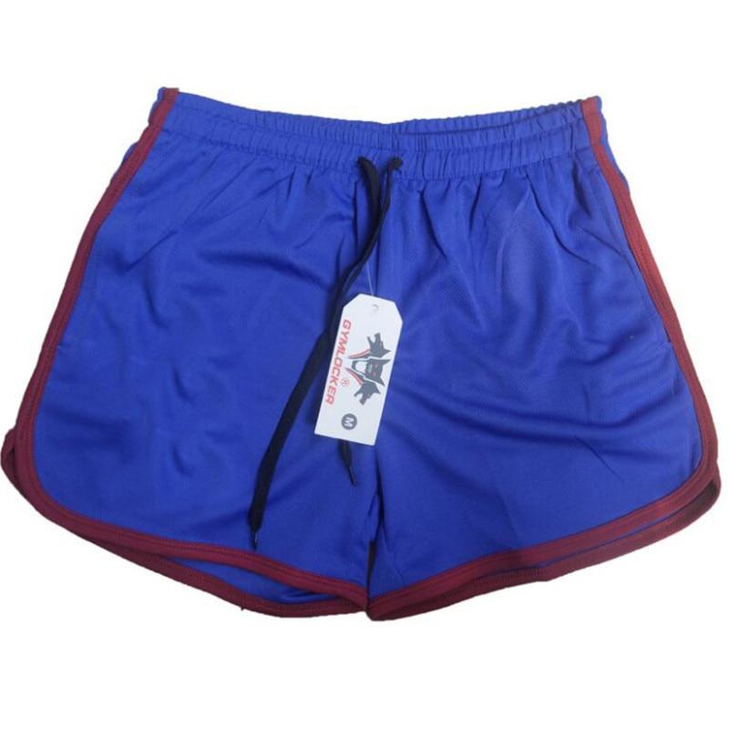 Running Shorts Men Gym Fitness Training GITF Quick Dry Beach Short Pants Male Summer Sports Workout Fitness Bottoms 21