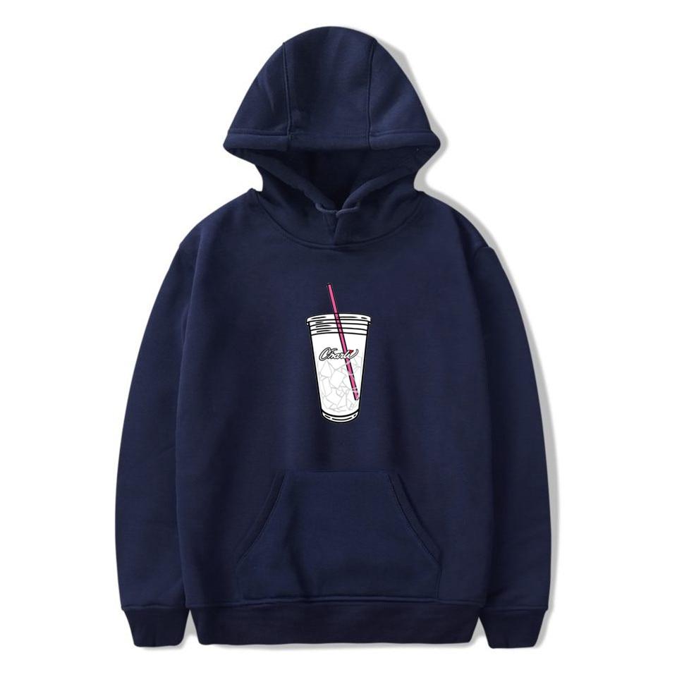 Charli Damelio Merch Print Ice Coffee Splatter Hoodie Women Men Sweatshirt Harajuku Hoodies Long Sleeve Tracksuit Pullover Womam 16