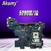 for CN 0GMVN7 GMVN7 FOR DELL Latitude E6530 laptop motherboard DDR3 QALA1 LA 7762P REV:1.0(A00) 5200M/1G mainboard