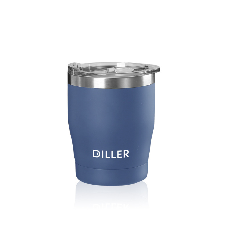 DILLER MLH8769Thermos Double Layer 304L Stainless Steel Thermos Thermos Cup Coffee Tea Milk Travel Cup Kettle
