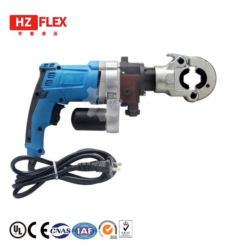 300mm2 Plug-in elektryczne hydrauliczne szczypce plug-in elektryczny wielofunkcyjny szczypce do zaciskania zacisk ze stali nierdzewnej szczypce