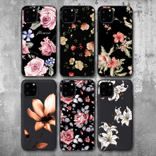 3D Relief Flower Exquisite Cases For Apple iPhone