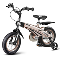 New kids fiets ultralight kinderen fiets met Zijwieltjes magnesium legering kinderen fiets 12/14/16 inch kids fiets