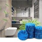 Blue Bubble Toilet B...