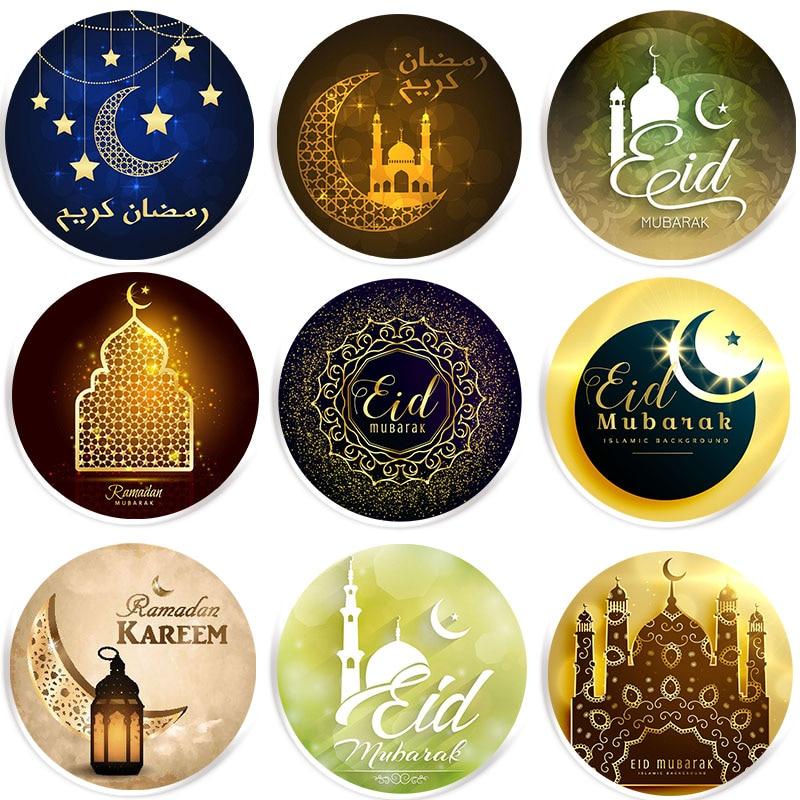 New Eid Mubarak Light Ramadan Decoration Ramadan Islamic Decor Muslim Party M9d2 Greeting Cards Party Supply Party Supplies
