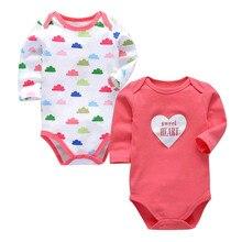 Bodysuit Newborn Clothing Long-Sleeve Baby-Boys Babies Girls Body-3-24-Months