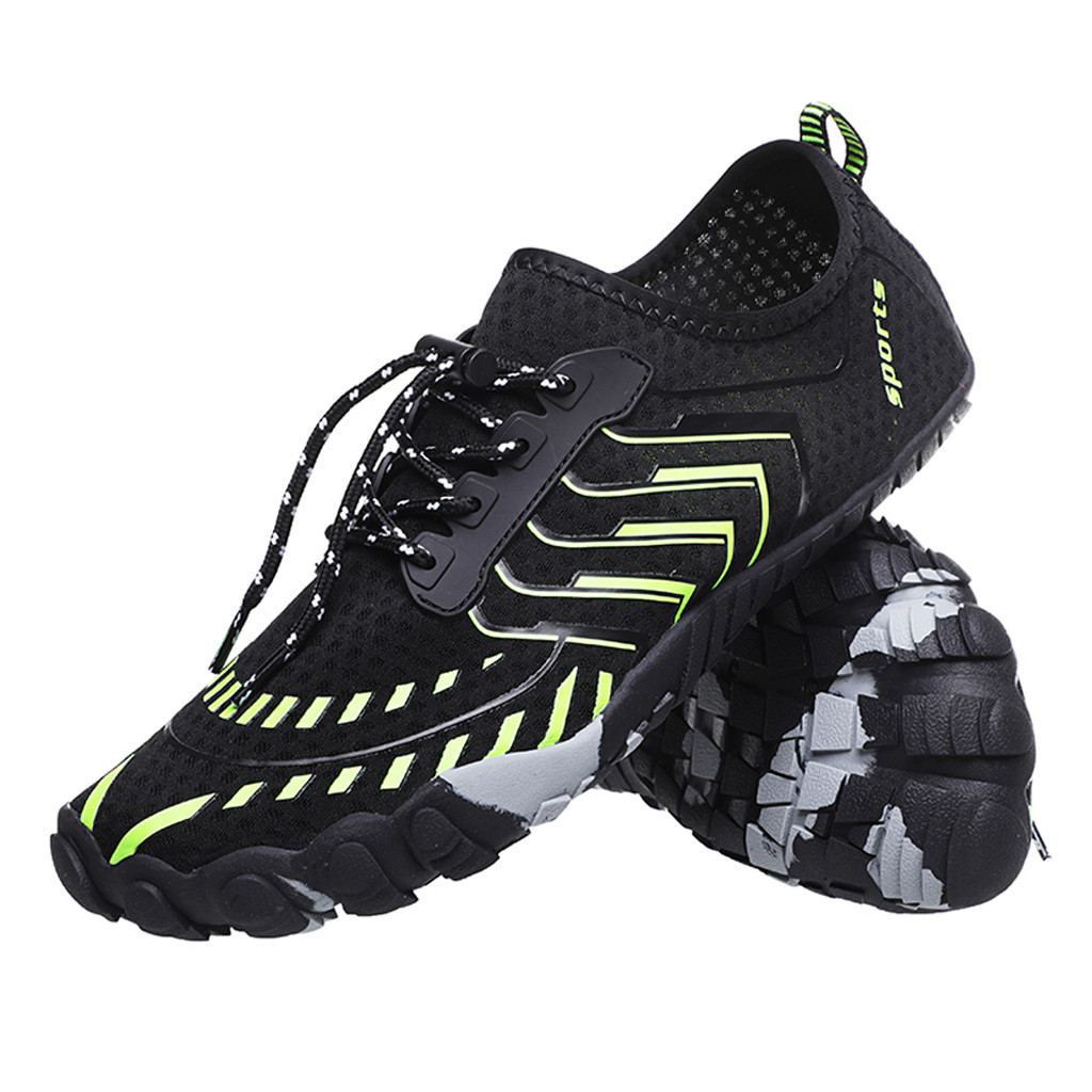 39-47 Mens Bottom Drainage Upstream Shoes Wading shoes Climbing Sport Outdoor