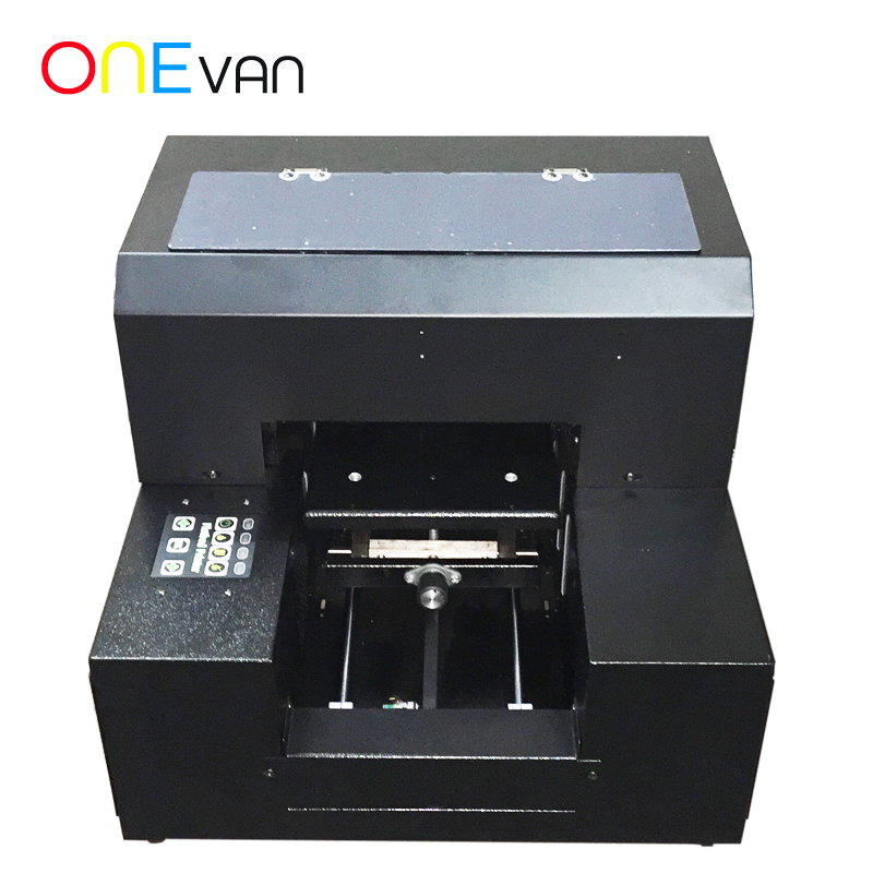 ONEVAN.A4 UV Printer 110V 220V For Iphone Samsung Huawei Xiaomi Vivo Oppo Phone Case Custom DIY LOGO Customize Print Machine