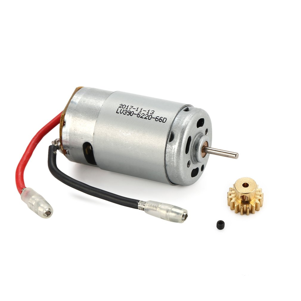 1/18 RC Car Brushed Motor A949-32 For Wltoys Off-road Buggy A949 A959 A969 A979 K929 Spare Parts Accessory Components