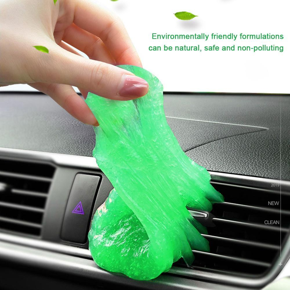 Multifunction Super Dust Keyboard Cleaner Soft Glue Cleaning Tool Slimy Gel Universal For PC Computer Keyboard Car Outlet