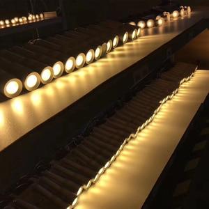 Image 5 - 5W Mini Dimmable LED Spot Bulb Light IP67 12V 24V Landscape Lighting