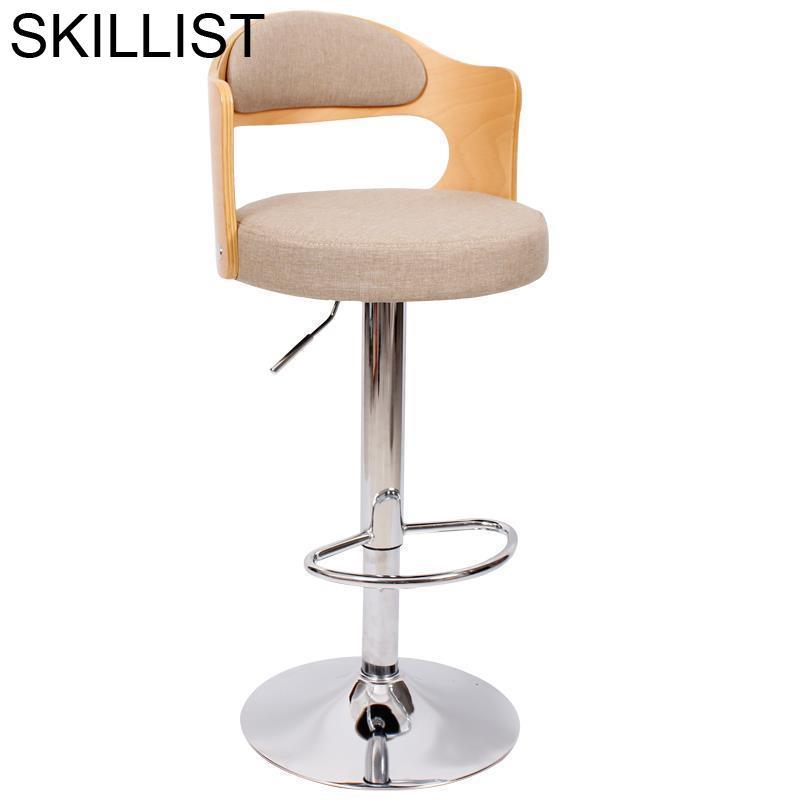 Kruk Ikayaa Banqueta Cadeira Industriel Table Stoelen Taburete La Barra Silla Tabouret De Moderne Stool Modern Bar Chair