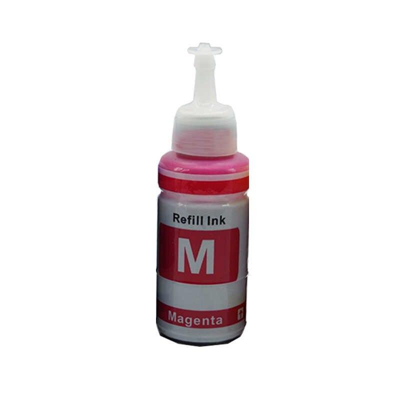 Botol Isi Ulang Tinta Dye Kit Untuk Epson L100 L110 L200 L210 L300 L355 L120 L130 L1300 L220 L310 L365 L455 l550 L565 Printer
