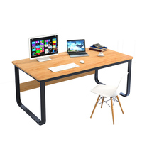 コンピュータデスクデスクホームライティングデスクシンプルでモダンなシングルデスク小さなシンプルなデスク寝室のテーブル