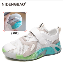 Children Shoes Unisex Kids Fashion Sports Shoes Girls Boys Breathable Outdoor running sneakers Anti-Slippery Sneakers li ning men running shoes ez run anti slippery sports shoes light lining breathable sneakers arbm053 xyp586