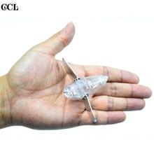 Ccltba isca em branco polvo, isca para pesca sem pintura, em lâmina de metal, pçs/lote cm, 5.8g pesca de pesca