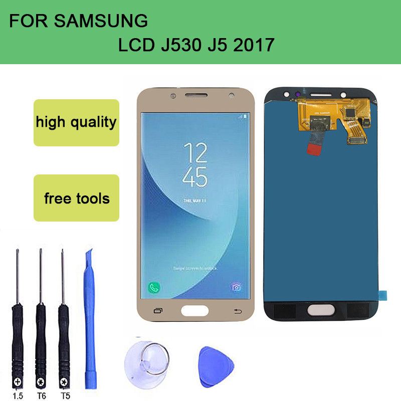 Super LCD For SAMSUNG Galaxy J5 2017 Display Touch Screen TFT Adjust J530 J530f