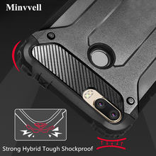 Strong Hybrid Tough Shockproof Armor Phone Back Case For Xiaomi Mi6 Mix2S Mi5X/Max 2/Redmi 5A/Note 5A Rugged Impact Cover(China)