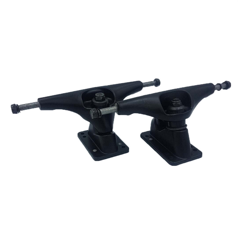 1 Year Quality Warranty 1pair Of 6.25 Inch Surf Skateboard Trucks 160mm Gravity Casting Technology
