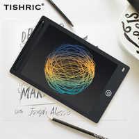"""TISHRIC 8,5 """"/10""""/12 """"zoll LCD Schreibtafel Kind Reißbrett Elektronische Digitale Grafiken Tablet für Zeichnung Pads Kinder Geschenk"""