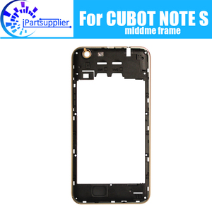 Image 1 - Cubot NOTE S Camera Frame Replacement 100% Original New Back Housing Frame Chasis Repair Parts for Cubot NOTE S
