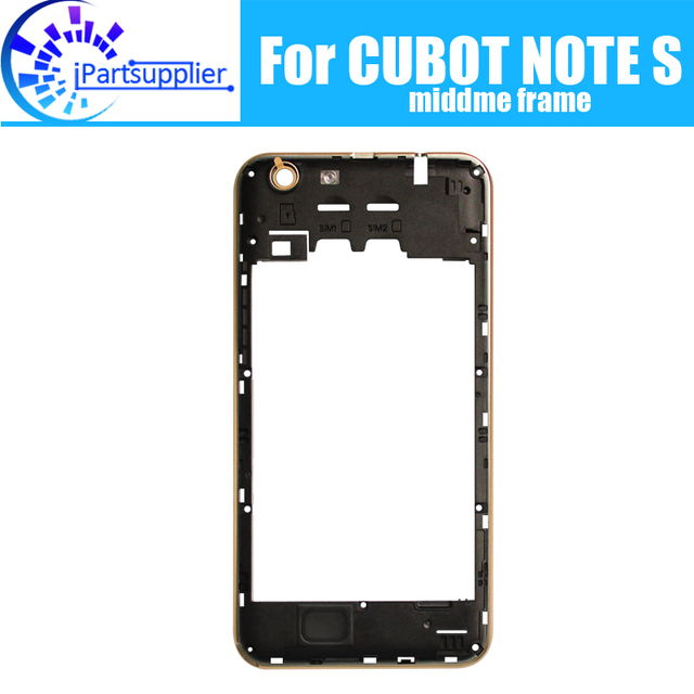 Cubot NOTE S Camera Frame Replacement 100% Original New Back Housing Frame Chasis Repair Parts for Cubot NOTE S