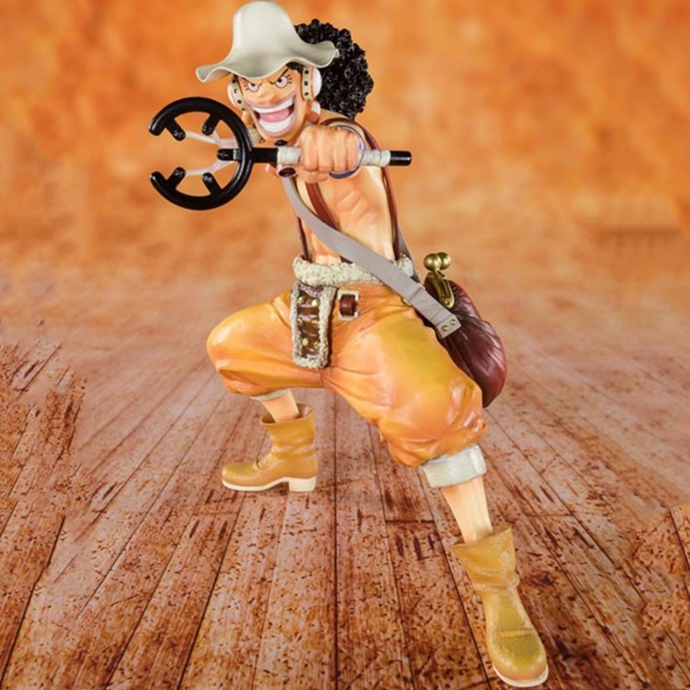 Một Mảnh Usopp Bằng Không Anime 20th Kỷ Niệm Nhân Vật Hành Động Thần Usopp  Đồ Chơi Bắn Tỉa Vua Brinquedos Hình Figma Luffy Juguetes Búp Bê| | -  AliExpress