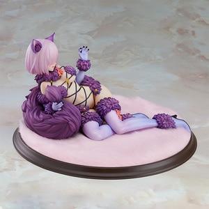 Image 4 - גורל Mash Kyrielight מסוכן חית PVC פעולה איור אנימה איור דגם צעצועי דמות אוסף בובת מתנה