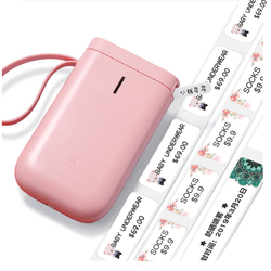Impressora de etiquetas térmica portátil bolso nome bluetooth preço etiqueta tab impressora para telefone moble android ios telefone
