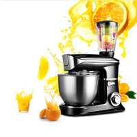 Household Egg Mixing Juicer Machine Automatic Mixing Kneading Dough Chef Dough Mixer Three Colors Optional SC 262C