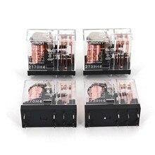 10 Chiếc Máy Đo G2R 2 DC12V 24V 8Pin PCB Gắn DPDT Tiếp Điện 5A/250VAC