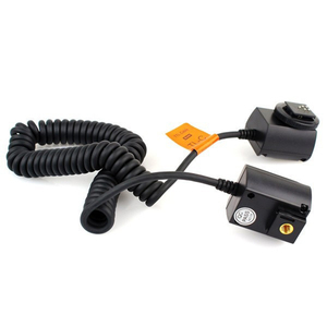 Image 3 - Godox TL C 3M kapalı kamera flaşı Speedlite TTL kablo ayakkabı Sync kablosu Canon 430EX II 1D 5D II III 7D 6D 70D 60D 700D 600D kamera