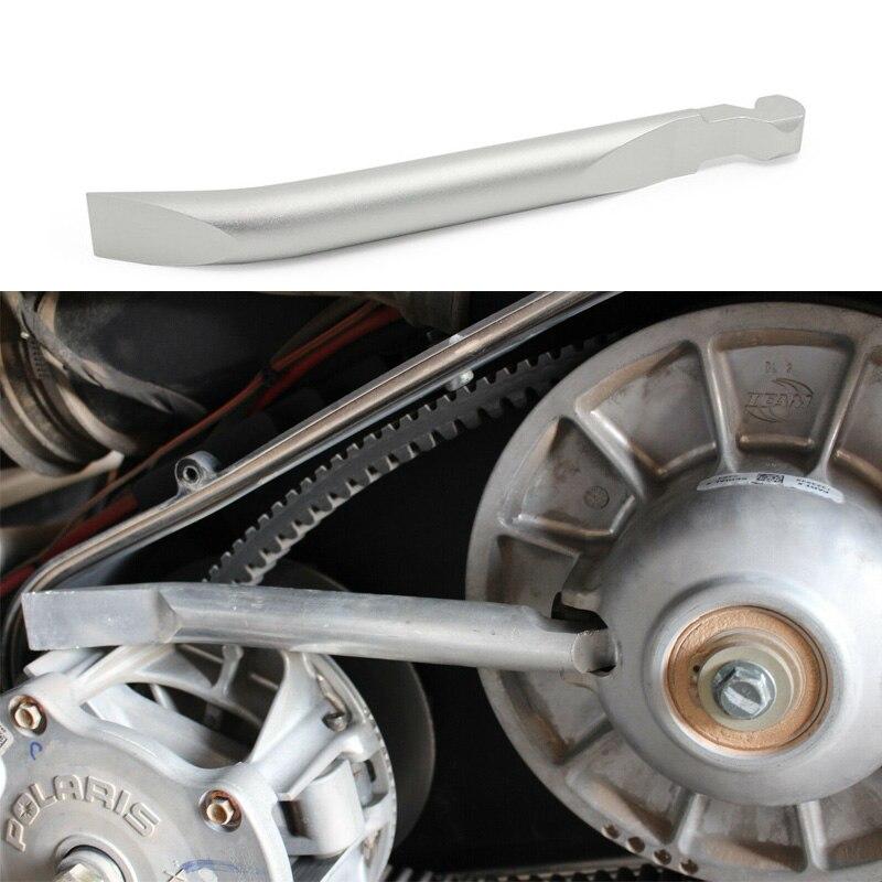 Aluminum Belt Removal Driven Clutch Compression Tool For Polaris RZR 570 800 900 1000 UTV Accessories