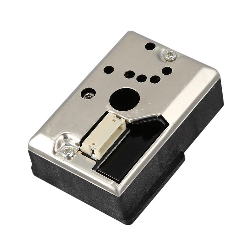 MOOL GP2Y1014AU0F Compact Optical Dust Sensor Compatible GP2Y1010AU0F GP2Y1010AUOF Smoke Particle Sensor With Cable