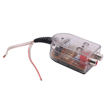 Speaker Subwoofer Amplifier Audio Car-Stereo Converters Easy-Installation Low-Level Output-Replacement