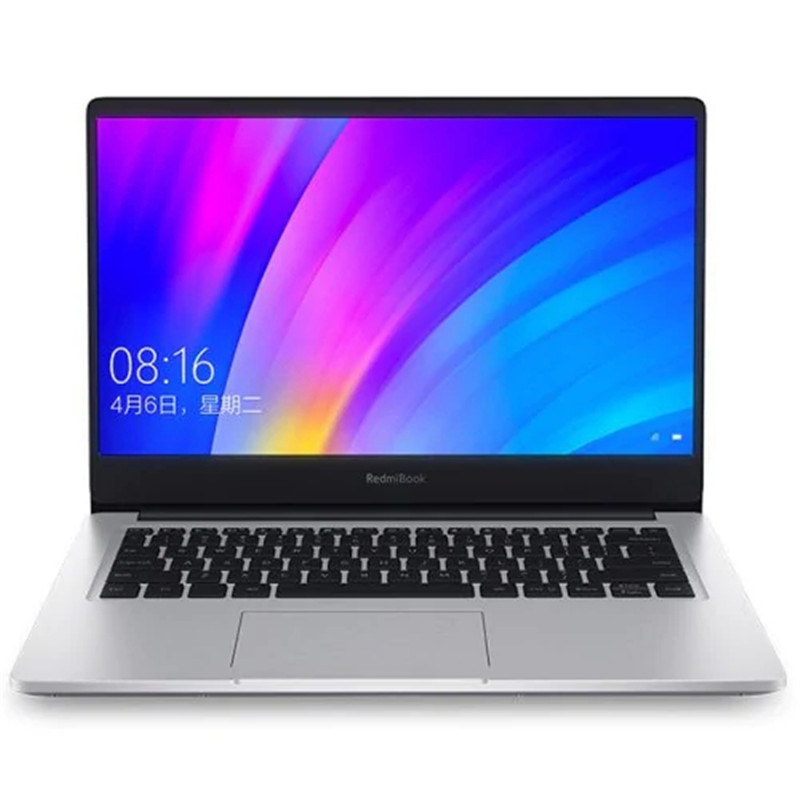 Xiaomi RedmiBook Laptop 14 Inch  Intel Core I5-8265U I3-8145U Quad Core 1.6GHz Win10 NVIDIA GeForce MX250 8GB RAM 512GB SSD FHD