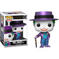 Бэтмен 1989 Виниловая фигурка #337 коллекция Джокер экшн-фигурка игрушки комната украшение автомобиля подарки для детей