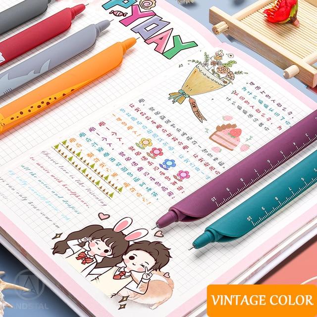 Купить многофункциональная линейка/зажим andstal 10 цветов/набор винтажные картинки цена