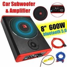 8 Inch 600W Car Subwoofer Speaker Car Po