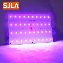 SKD стерилизация 250 280 дезинфекция 395 нм 410 нм светодиодная УФ-лампа для лечения ультрафиолетового излучения светильник трафаретная печатная ...