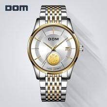 Dom дизайнерские брендовые роскошные часы в китайском культурном