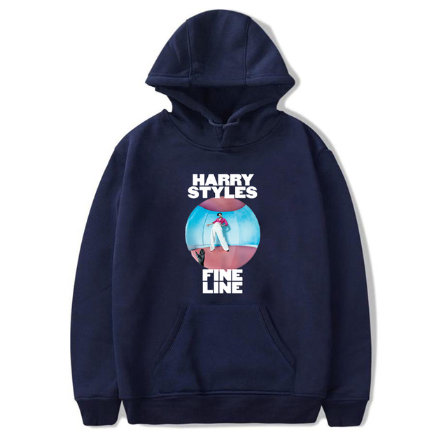 HARRY STYLES FINE LINE THEMED HOODIE (6 VARIAN)
