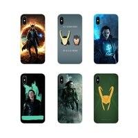 Loki Thor Zubehör Phone Cases Covers Für Samsung A10 A30 A40 A50 A60 A70 M30 Galaxy Note 2 3 4 5 8 9 10 PLUS