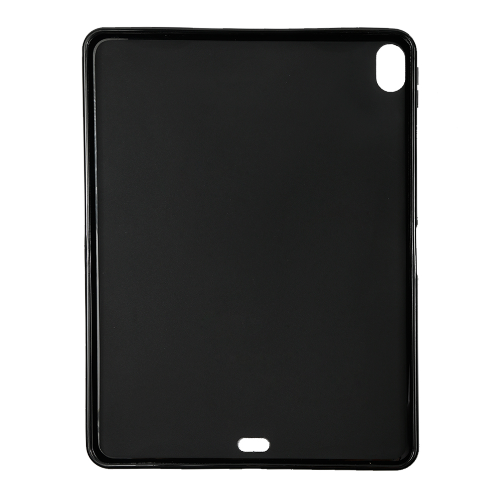 QIJUN Silicone Smart Tablet Back Cover For Apple <font><b>iPad</b></font> Pro 11 inch 2018 <font><b>A1980</b></font> A2103 A1934 A1979 Shockproof Bumper <font><b>Case</b></font> image
