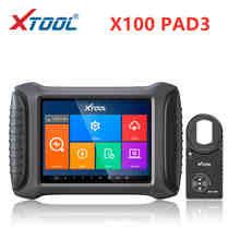 2020 XTOOL X100 PAD3 X100 PADIII Tablet Professionale Programmatore Chiave Con KC100 adpter
