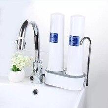 Удаление загрязняющих веществ воды, бытовой кран, очиститель воды, кухонный фильтр для воды, легко установить столешницу электролита