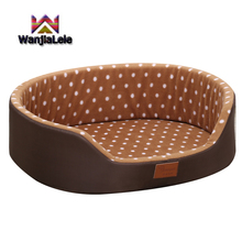 All Season Pet Dog Bed Cat Universal Soft Cushion Deep Sleep Houses Washable Kennel Super comfy couch mat For small dogs