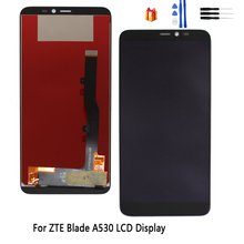 For ZTE Blade A530 LCD Display Touch Screen Digitizer Assembly For ZTE Blade A530 Screen LCD Display Replacement Free Tools for zte blade x7 display v6 t660 t663 lcd monitor touch screen digitizer screen accessories for zte blade x7 v6 z7 lcd tools